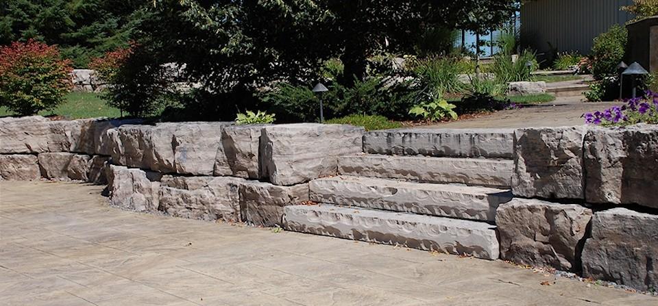 Stonework Staircases