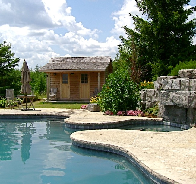 Unique Pool Decks