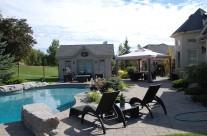 Pool Houses & Decks