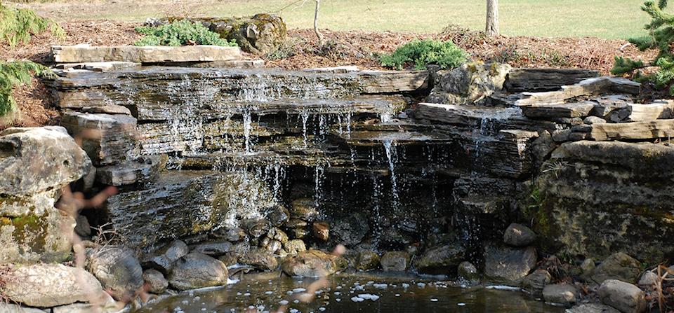 Landscape Waterfalls